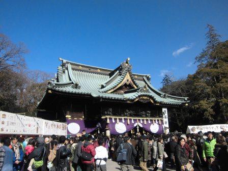 2014年の初詣は三嶋大社!