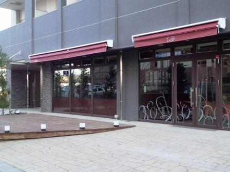 D2街区イタリアンカフェ「ルッソ」の内装が完成!