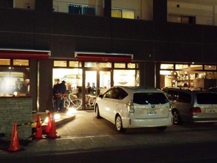 D2街区イタリアンカフェ「ルッソ」オープン間近!隣は和食?