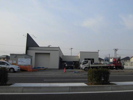 串焼すぎうら 研究学園店は3月下旬オープン!
