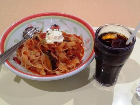 quick pasta COPINで急ぎの昼食!
