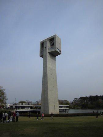 松見公園の展望塔が全面再開!