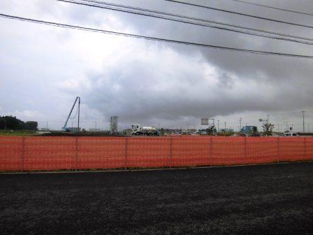 学園の森A42街区に何かが建ちそうです!(その2)