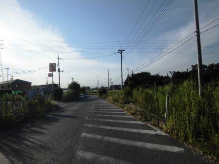 谷田部バイパスが出来て廃道になった国道があった!