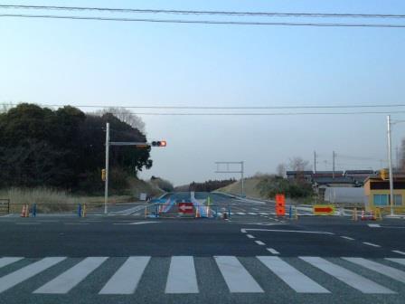 県道45号つくば真岡線バイパスが3月24日に一部開通!