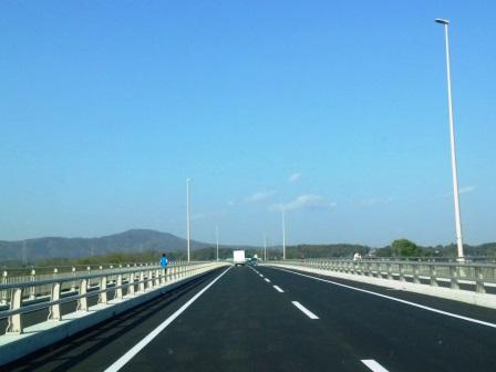 開通したばかりの県道201号藤沢荒川沖線「さくら大橋」を走ってきた!