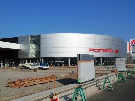 ポルシェセンターつくばが6月8日(月)にオープン!
