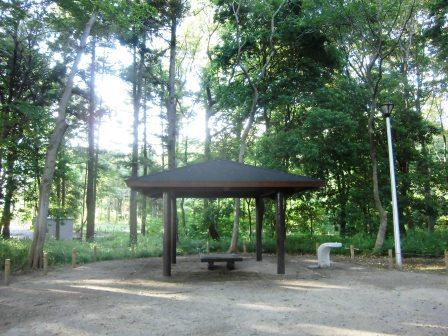 ハウジングパーク隣に「葛城ふれあいの森」がオープンしていた!