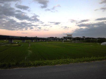 【2015年夏 圏央道建設中(2)】小貝川を渡る橋!