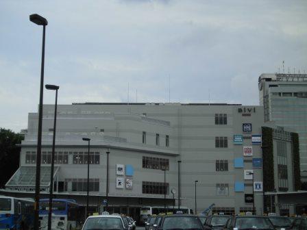 つくばターミナルビル「BiViつくば」は9月5日にオープンらしい!