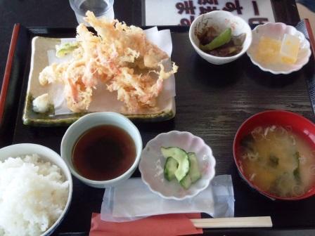 霞ヶ浦ふれあいランドのレストラン「みずまる」は意外と良かった!