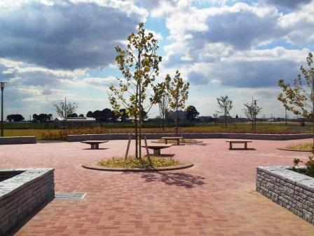 学園広場公園がオープンしていた!