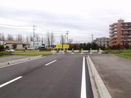【12/8情報追加】葛城北線の蓮沼川を渡る区間が開通していた!
