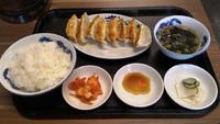 中華そば ○○屋でラーメンではなく定食を食べてみた!