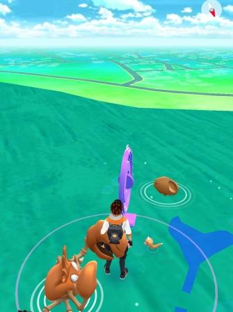 つくば市営の公園にポケモンが帰ってきた!