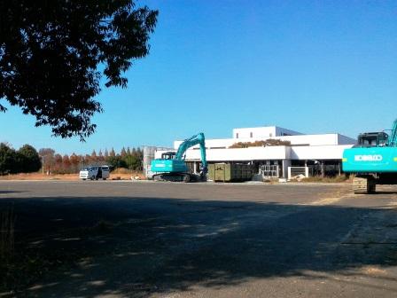 東光台のインテルの敷地の一部に大規模物流施設ができる!