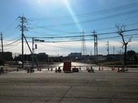 葛城北線の工事は終わりそうだけど、開通させられないかも!