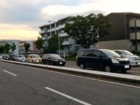 新都市中央通り春日1丁目西交差点の右折レーン延長工事が完成していた!