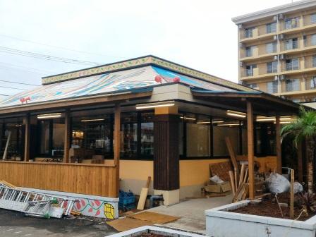 「オリーブの丘」の跡地にエスニック雑貨とカフェスペースがオープンする!