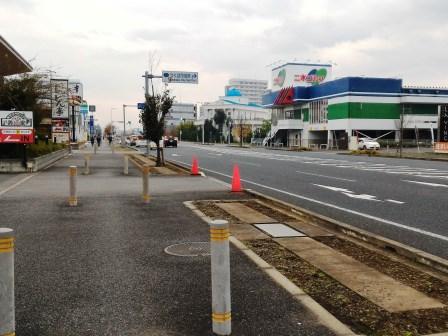 【追記あり】新都市中央通りの美酒堂前のコキアがなぜかすべて抜かれていた!
