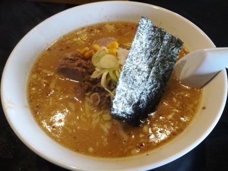 北条の自家製麺「名無し」に行ってきた!