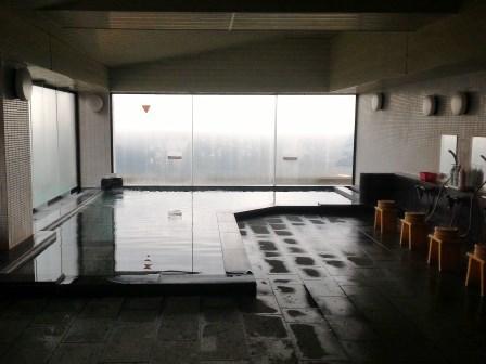 筑波山温泉「青木屋」のパノラマ露天風呂「雲上の湯」に浸かってきた!