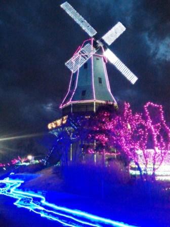 霞ケ浦総合公園の「水郷桜イルミネーション」に行ってきた!