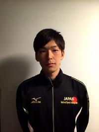 (S)小田卓朗選手のご紹介
