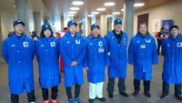 第72回国民体育大会冬季大会スケート競技会 茨城県選手団