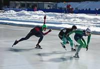 第73回国民体育大会冬季大会スケート競技会 茨城県選手団 競技結果