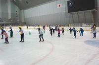 (S)三宮さんとのスピードスケート教室