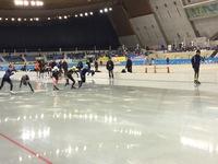 (S)第37回全国中学校スケート大会 結果