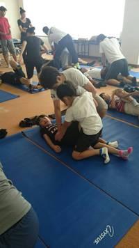 (F)茨城県スケート連盟指導員研修会