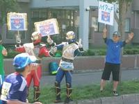 【出陣報告】北海道マラソン2015
