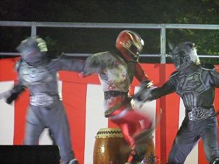 【出陣報告】8/31プリマハム土浦工場感謝祭!