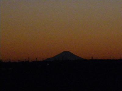 今年も富士に会えた