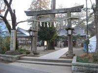 初詣2011@一ノ矢八坂神社
