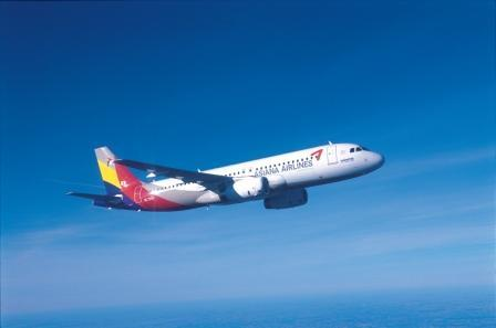 アシアナ航空、茨城空港への就航表明