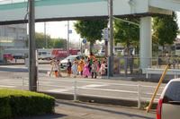彩菜(日本)で聞けた「Trick or treat」 2011/10/29 14:30:21