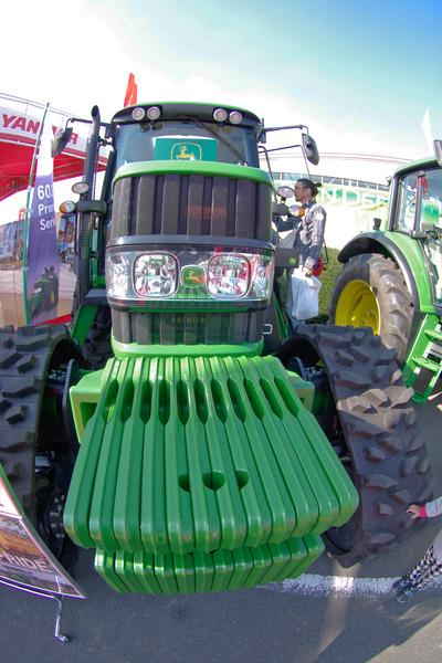 ヤンマー農機フェスタ2012