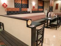 店内、FONのロゴ設置完了 2012/02/18 11:43:00