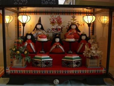 ひな祭りin彩菜
