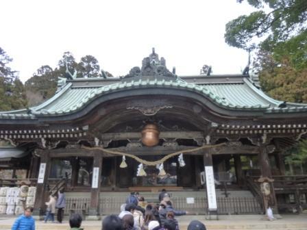 筑波山神社 と かりんとう饅頭沼田屋本店!