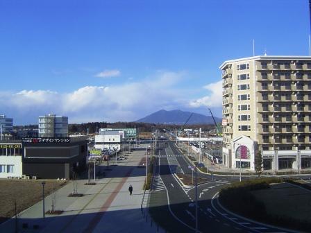 5年前と現在の研究学園駅前の風景を比較してみました!