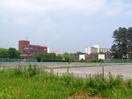 竹園に大規模マンションが建設予定!