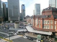 リニューアルした東京駅丸の内駅舎