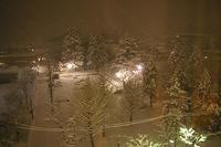 長野は大雪です。