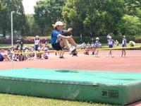 陸上競技記録会 2011/05/22 09:19:10