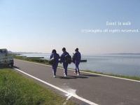 歩く会 30km完歩!!