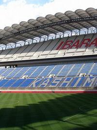 カシマサッカースタジアムへ行ってきました①